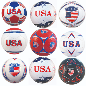Western-Star-Premium-Official-Size-5-USA-Soccer-Ball-Assorted-Graphics