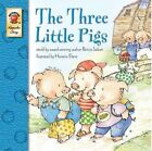 The Three Little Pigs by Patricia Seibert (Paperback, 2002)