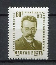 32276) HUNGARY 1964 MNH** Ervin Szabo. 1v Scott# 1579