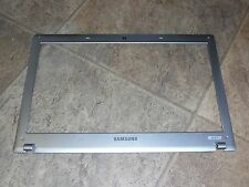"Samsung NP RV511-A01US 15.6"" Series Front LCD Bezel BA75-02855A SILVER (E30-96)"