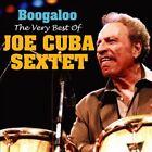 Boogaloo: The Very Best of Joe Cuba Sextet by Joe Cuba Sextet (CD, Jun-2007, 2 Discs, Atom)