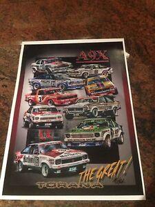 A9X The Great  Bathurst 1000 Print