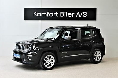 Annonce: Jeep Renegade 1,3 T 150 Limited... - Pris 249.900 kr.