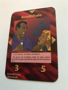 Illuminati INWO Card England England  german limited Mint 5