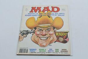 Mad Magazine #223 June 1981 Dallas Who Shot JR? ~FREE FAST US SHIPPING
