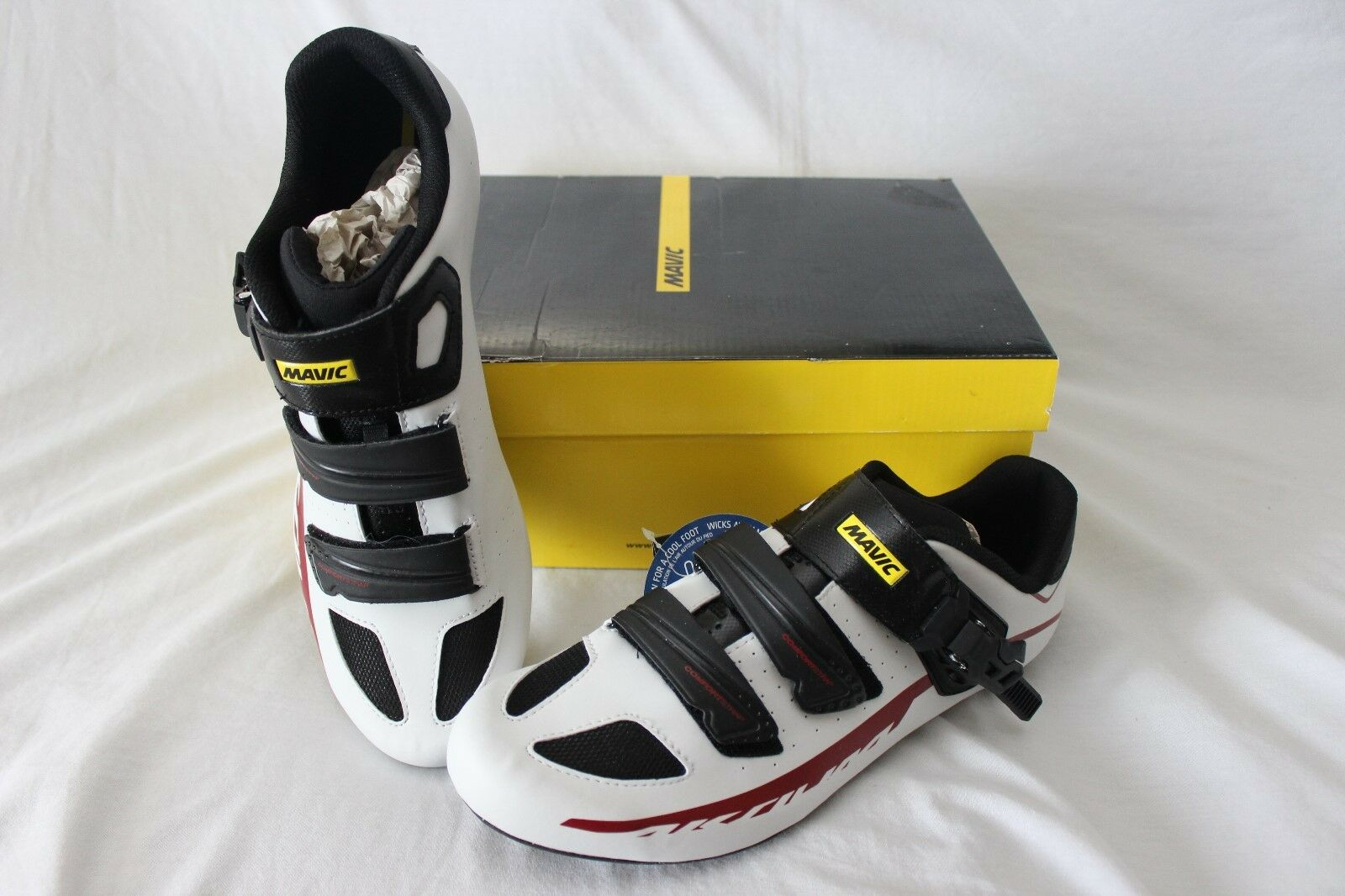 New Mavic Women Aksium Elite II Cycling Bike shoes Road Tri 3-Bolt