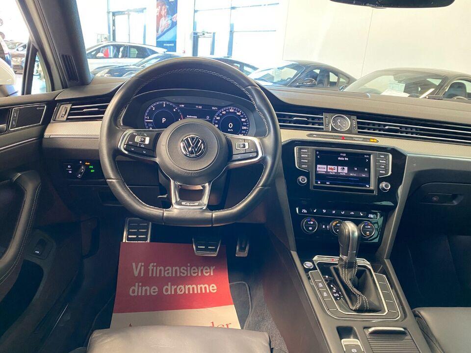 VW Passat 2,0 TDi 190 R-line Variant DSG 4M Diesel 4x4 4x4