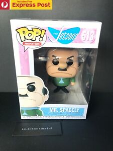 THE-JETSONS-MR-SPACELY-ANIMATION-FUNKO-POP-VINYL-FIGURE-UNSTICKERED-513