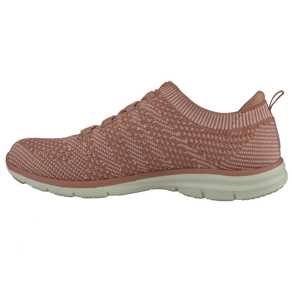NEU SKECHERS Foam Damen Sneakers Turnschuhe Memory Foam SKECHERS Knit GALAXIES Pink 0e9f20