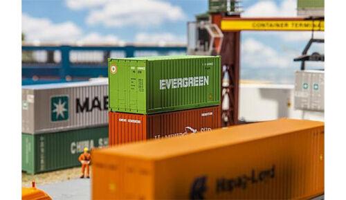 FALLER Evergreen 20/' Container V HO Gauge 180821