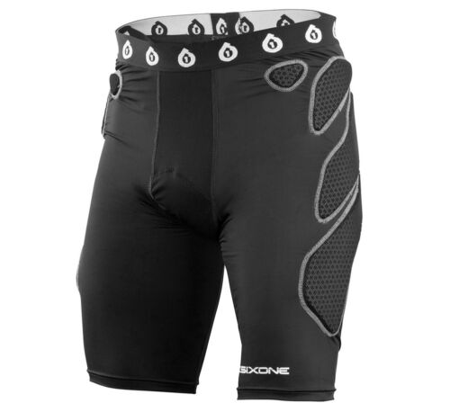 661 EXO II CHAMOIS COMPRESSION PADDED UNDER RIDING SHORTS MOTOCROSS MX BIKE MTB