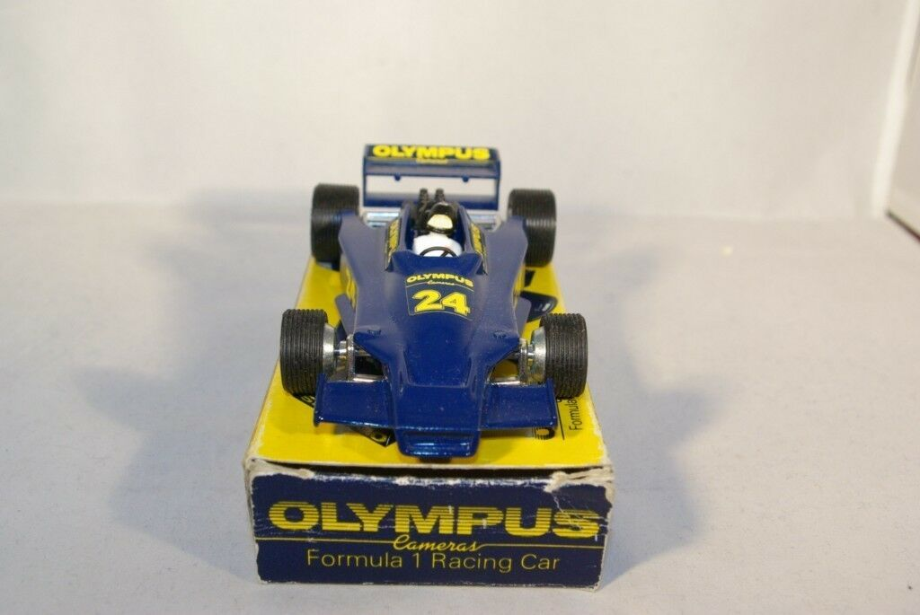 DINKY DINKY DINKY TOYS 222 HESKETH OLYMPUS FORMULA 1 RACING CAR MINT BOXED PROMOTIONAL RARE  eab1cf