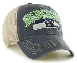 SEATTLE-SEAHAWKS-NFL-SNAPBACK-RELAXED-DAD-TRUCKER-TUSCALOOSA-CAP-HAT-NWT-039-47