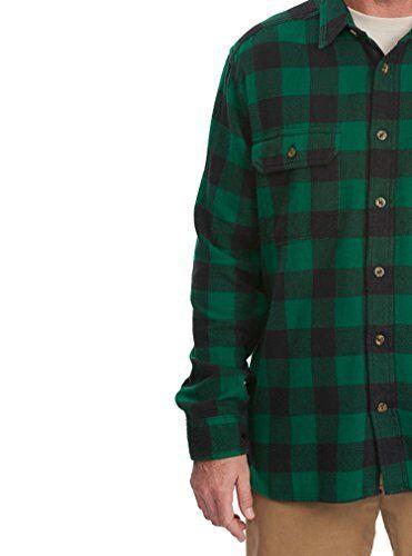 Long Trail Brewery Plaid Flannel Size M Medium Mens beer  Shirt Woolrich