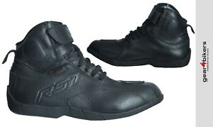 RST-Stunt-Pro-WP-CE-Short-Boots-Motorcycle-Waterproof-Motorbike-Boot-Sport-Ankle