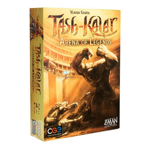 Tash-Kalar Arena of Legends Board Game   Czech Games Edition - (New)