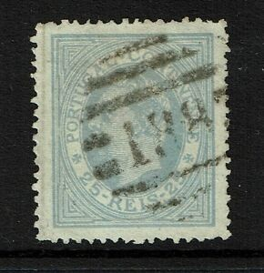 Portugal-SC-53-Used-Hinge-Remnant-Some-Close-Perfs-Lot-073017