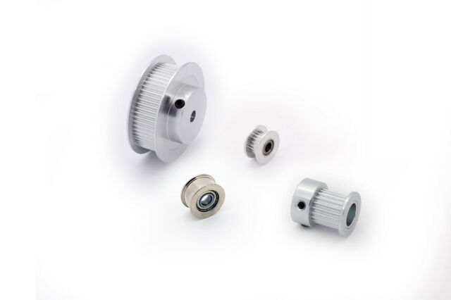 Führungsrolle 6 10mm Zahnriemen GT2 MXL T2.5 CNC RepRap 3D Drucker