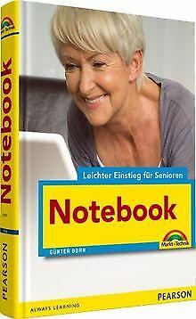 Notebook - leichter Einstieg für Senioren von Günte... | Buch | Zustand sehr gut