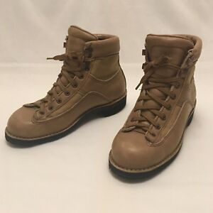 Vintage Hiking Boots Eddie Bauer Women s 6 Style 48448 Tan Leather ... b4c8323eac