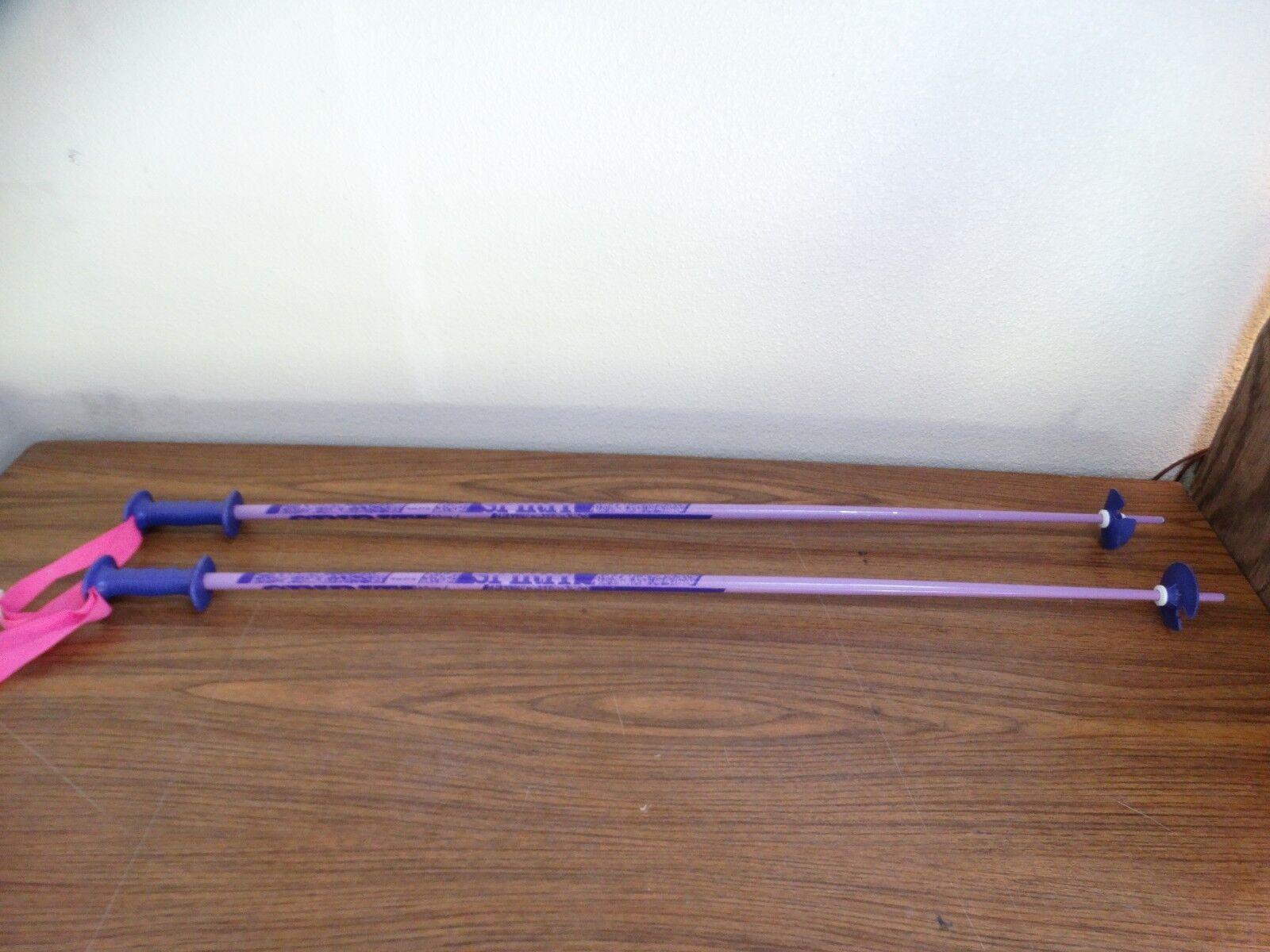 KOMPERDELL SPIRIT lila TREKKING POLES 47  120 CM
