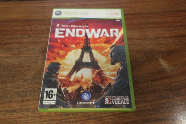 Endwar para Xbox