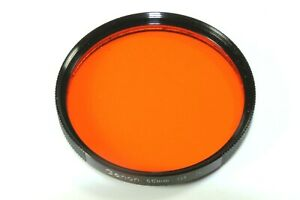 CANON-High-Quality-Orange-Filter-55mm-for-Camera-Lenses-Ideal-for-black-amp-white