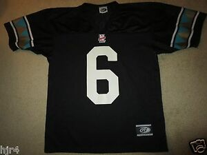 Cecil-Doggette-6-Arizona-Rattlers-AFL-Arena-Football-League-Jersey-LG-L