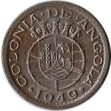 Angola 1949 10 Centavos Uncirculated (km70)