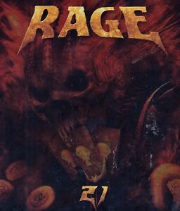 Rage-21-Twenty-One-Limited-Edition-Digibook-Live-Bonus-CD-2CDs-NEU