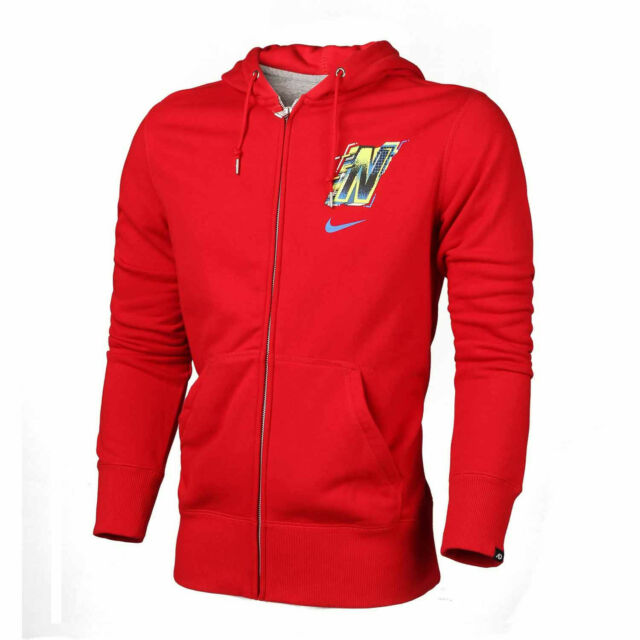 Nike Graphic Knitted Casual Jacket- Style 438740-611 Size L
