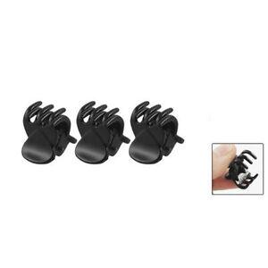 12Pcs-Black-Plastic-Mini-Hairpin-6-Claws-Hair-Clip-Clamp-for-Ladies-Girls