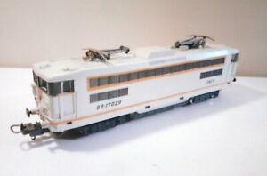 Train-Ho-Piece-de-rechange-Locomotive-BB-17029-livree-beton-Lima