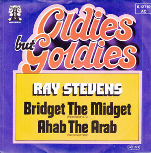 RAY-STEVENS-Bridget-The-Midget-7-034-45