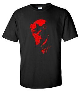 Hellboy Superhero Comics Mens T-shirt