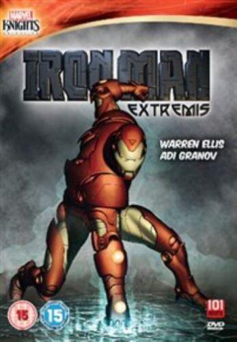 1 of 1 - Marvel Knights - Iron Man - Extremis (DVD, 2013)