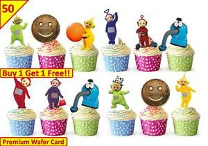 Teletubbies Cake Toppers Ebay