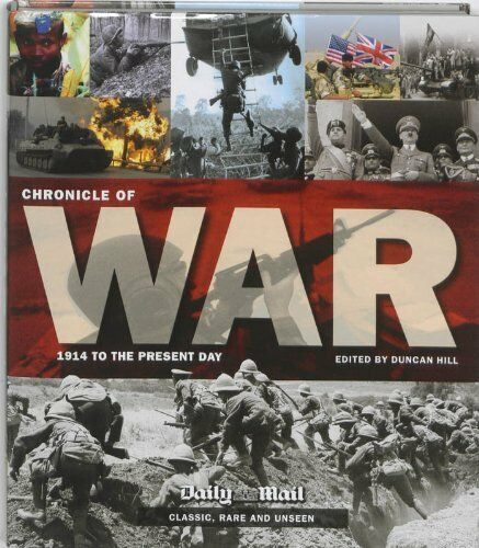 1 of 1 - CHRONICLE OF WAR: 1914 to the Present Day,WILKINSON MICHAEL