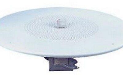 55-500A 8/'/' Ceiling Speaker w//Volume Control-70v line transformer /& with Grille