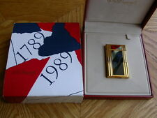 """DUPONT """"TRICOLORE"""" FRENCH REVOLUTION LIGHTER  - RARE!!!"""
