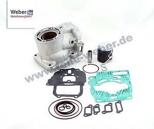 KTM-SX-EXC-125-125ccm-125cc-Zylinder-Kit-Woessner-Kolben-Zylinderkit-50330005600R