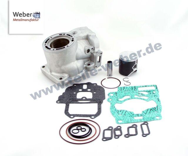 KTM SX 125 125ccm 125cc Zylinder Kit honen Vertex Kolben Zylinderkit Bj. 06-17