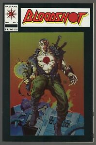 BLOODSHOT-1-VF-8-0-UNREAD-BEAUTY-1993-VALIANT-COMICS-VIN-DIESEL-MOVIE
