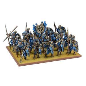 Mantic-Games-Kings-Tomb-Nuevo-Y-En-Caja-Imperio-de-regimiento-de-esqueleto-de-polvo