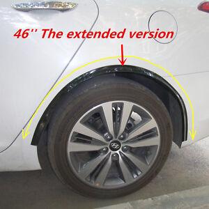 2X117cm-SOFT-RUBBER-BLACK-WHEEL-ARCH-GUARD-TRIM-WHEEL-ARCH-PROTECTOR-UNIVERSAL