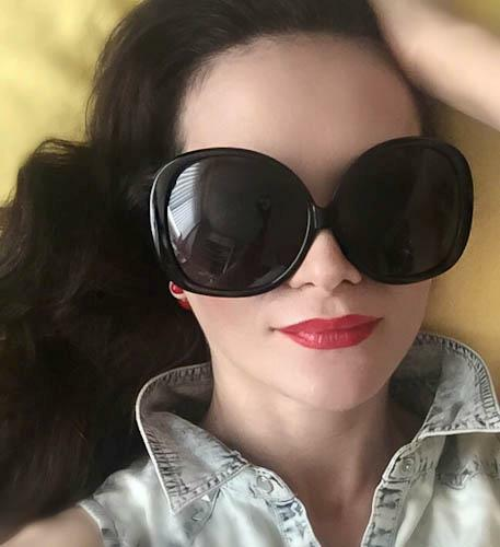 6241c7ff81b 70s HUGE Oversized XXL Square Oval Butterfly Jackie O Round Sunglasses  Glasses L for sale online