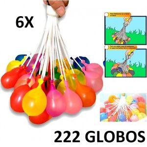 6X-RACIMO-GLOBOS-DE-AGUA-222-GLOBOS-DE-AGUA-MAGIC-GUERRA-BUNCH-RACIMOS-LLENAR