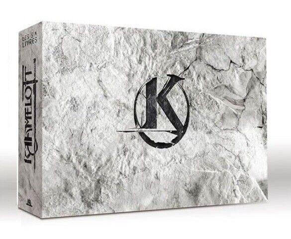 Kaamelott : L'intégrale des Six livres  [ Coffret 21 DVD ]  NEUF cellophané