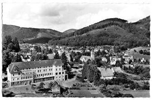 Romantisch Ak Teilansicht 1 Herrenalb Schwarzwald Um 1958 Rohstoffe Sind Ohne EinschräNkung VerfüGbar