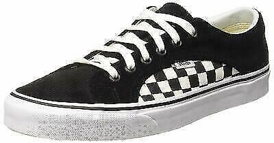 Vans Lampin (checkerboard) Black/White